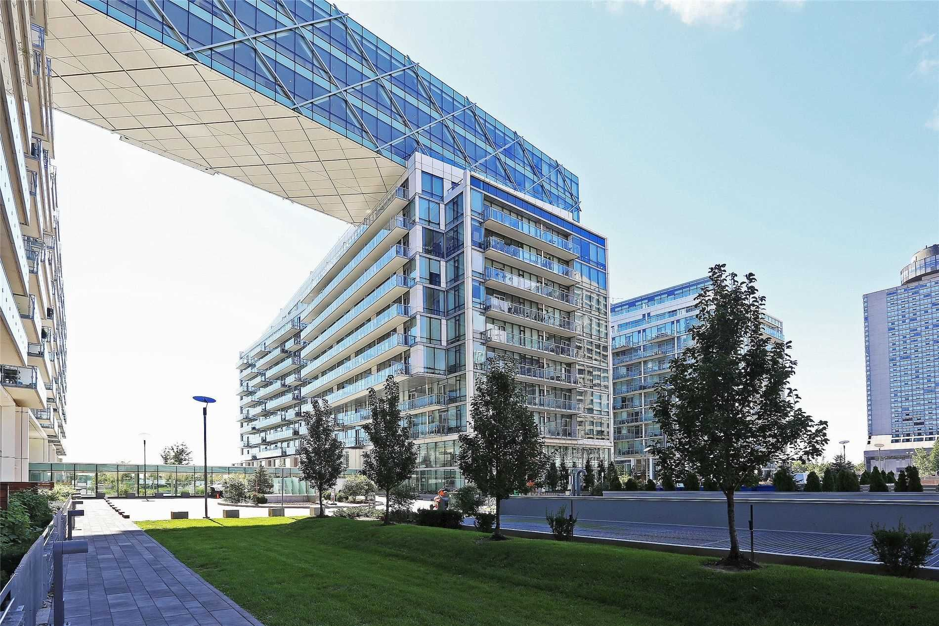 home for sale at 805-29 Queens Quay  E