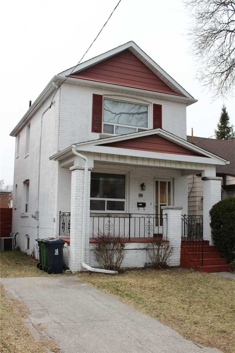 home for sale at 236 King Edward Avenue