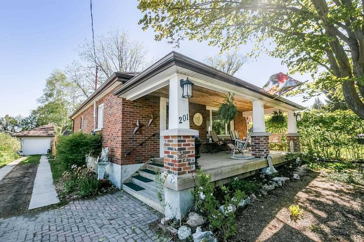 home for sale at 201 Napier Street