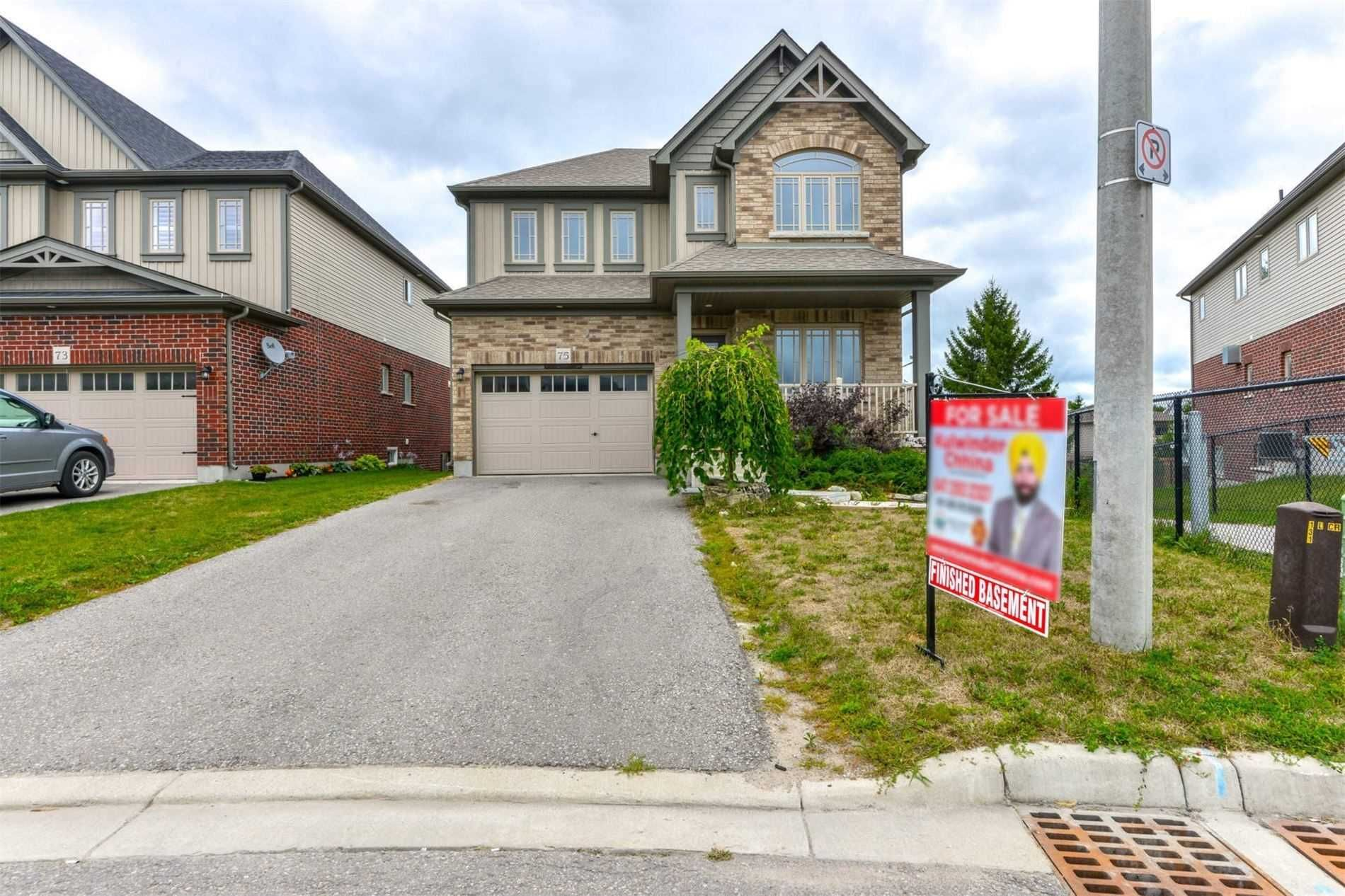 home for sale at 75 Laverty Crescent